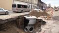 Remont ulicy Lwowskiej. Burmistrz spotkał się z mieszkańcami.