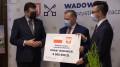 40 milionów złotych dla gmin powiatu wadowickiego. Wojewoda wręczył samorządowcom symboliczne czeki.