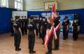 Ślubowanie uczniów klasy pierwszej Liceum Ogólnokształcącego o profilu policyjnym