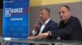Spotkanie posłów Pawła Kukiza i Józefa Brynkusa z mieszkańcami Wadowic.