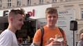 ŻARCIOWOZY na Placu Jana Pawła II w Wadowicach.