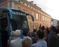 Prawie 500 pielgrzymów wyjechało z Wadowic do Rzymu